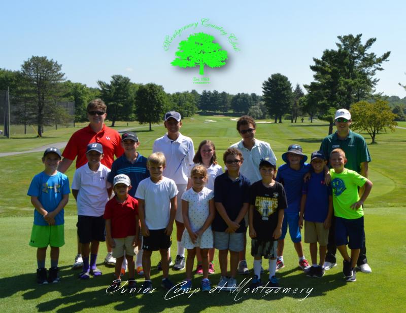 Junior Golf Summer Camps