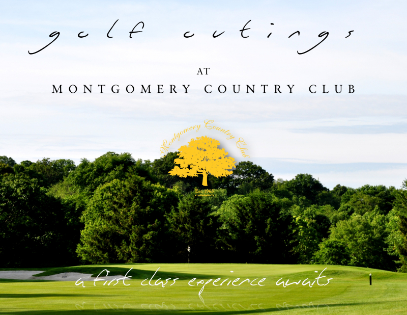 Book Your Golf Outing at Montgomery CC