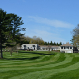 Back of Clubhouse Picture